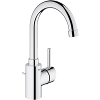 Grohe Concetto Badarmaturen | Friedrich Grohe Concetto | Badshop ... | {Badarmaturen grohe 93}