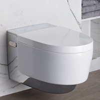Aquaclean shower toilet