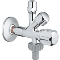 Connection valves
