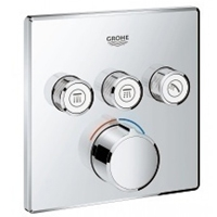 grohe smartcontrol thermostat zum besten preis badshop skybad. Black Bedroom Furniture Sets. Home Design Ideas
