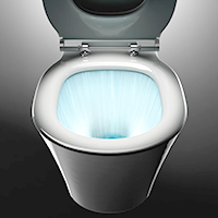 Aquablade WC