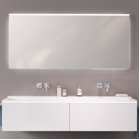 Keramag Xeno keramag xeno2 mirror with anti moist skybad de bath shop