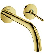 Grohe Atrio 19918GL3 cool sunrise, projection 221mm, fixation murale 2 trous