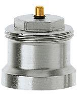 Heimeier Spindel-Verlängerung 2001-15.700 15mm, Kunststoff schwarz