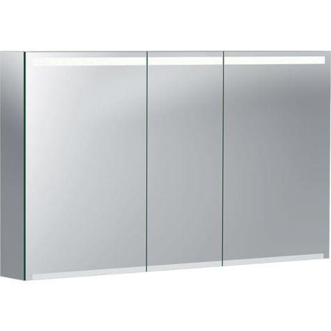 Geberit Option mirror cabinet 500207001 1200x700x150mm, with lighting, three doors