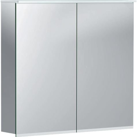 Geberit Option Plus mirror cabinet 500206001 750x700x172mm, with lighting, two doors