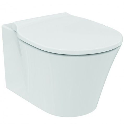 Ideal Standard Connect Air Wand WC E015501 Tiefspül WC, weiss, spülrandlos