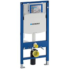 Geberit Duofix Frame For Wall Hung Wc 111300005 With Sigma Cistern