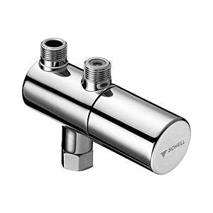 Schell Eckventil Thermostat 094060699 chrom