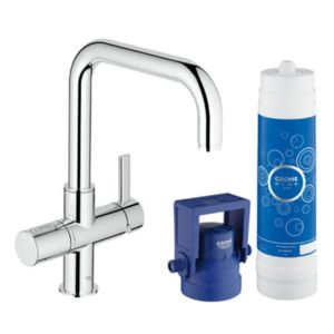 Grohe Blue Pure Starter Kit 31299001 chrom, U-Auslauf