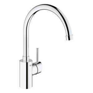 Grohe Concetto sink mixer Grohe Concetto spout, chrome