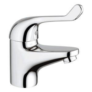 Grohe Waschtisch Sicherheits Armatur 32789000 Euroeco Special, chrom, glatter Körper