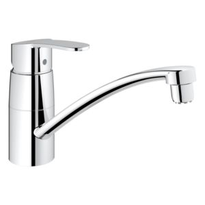 Grohe Eurostyle kitchen mixer 33984002 Cosmopolitan, chrome, low pressure