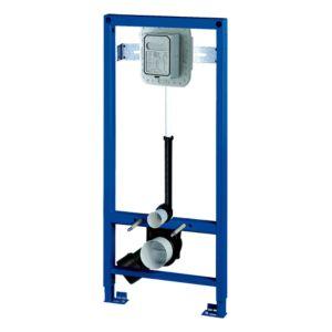 Grohe Rapid SL Wand WC Element 38519001 Bauhöhe 113cm, Druckspüler 6-9 liter