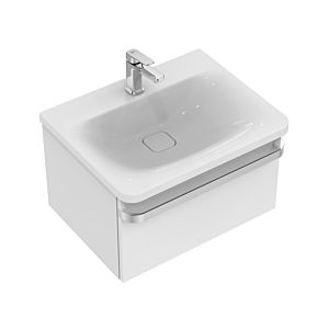Ideal Standard Tonic II Waschtischunterbau R4302FA 60x35x44cm, hochglanz hellgrau lackiert