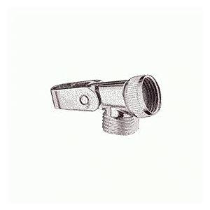 Kludi Brausehalter 605310500 chrom, G 1/2, mit Gelenkstück