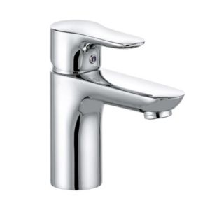 Kludi Objekta Waschtischarmatur 321260575 chrom, ohne Ablaufgarnitur