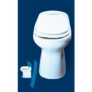 SFA SaniMarin 35 Bathroom ceramics -stand- WC 0020A 24 volt, white