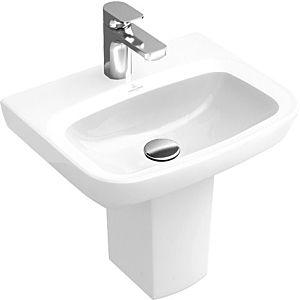Villeroy & Boch Sentique Ablaufhaube VB522200R1 weiss mit Ceramicplus, für Handwaschbecken