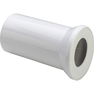 Viega WC-Anschlussstutzen 3815 DN 100 x 400 mm, weiss