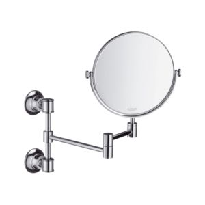 hansgrohe Rasierspiegel Axor Montreux 42090820 brushed nickel