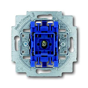 Busch Jaeger Kontroll / Wechselschalter 2000/6 USK mit Glimmlampe Wippe IP20 250V 10A