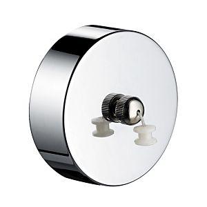 Emco Wäscheleine System 2  355400125 chrom, bis 2,5 m ausziehbar