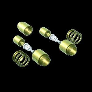 Laufen Curveprime Verlängerungsset H3767040000501 Länge 25mm, für 2-Griff Unterputz-Armatur