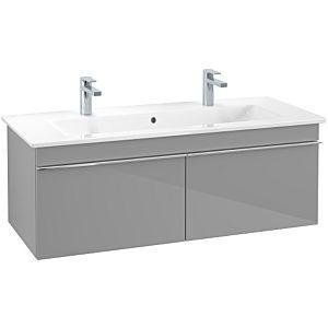 Villeroy & Boch Venticello Unterschrank A93801FP 115,3x42x50,2cm, Griff Chrom, Glossy Grey