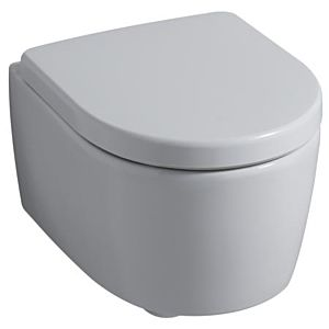 Keramag iCon xs Wand Tiefspül WC 204030000 weiss, Ausladung 490mm, Kompakt
