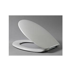 Haro siège WC Haromed Care 15 Activ 511530 blanc, charnières Inox