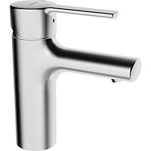 Hansa Waschtischarmatur Hansaronda 03082273  chrom, ohne Ablaufgarnitur, mit Flexschläuchen
