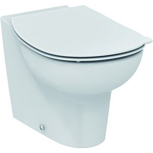 Ideal Standard WC Contour 21 Schools S312601 weiss, ohne Spülrand, Standtiefspül-WC