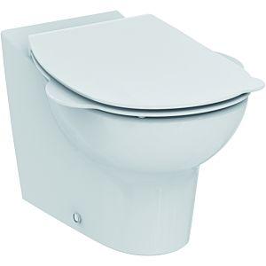 Ideal Standard WC Contour 21 Schools S3123MA weiss IdealPlus, ohne Spülrand, Standtiefspüler