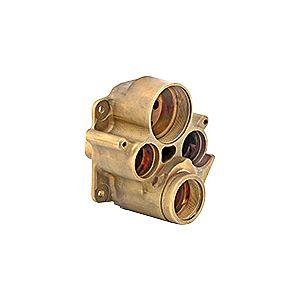 Kludi Adapter für Flexx.Boxx 740010000 für vertauschte Wasserwege Thermostat Varianten