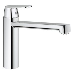 Grohe Eurosmart kitchen faucet 30194000 chrome Cosmopolitan, low pressure, medium high spout