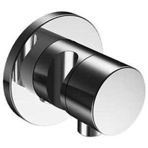 Keuco IXMO 2-Wege Umstellventil 59556010201 Unterputz, mit Schlauchanschluss und Brausehalter