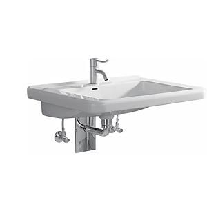 Keramag Renova Nr. 1 Comfort Waschtisch 128660600 60 x 55 cm, weiss KeraTect, unterfahrbar