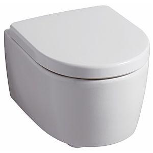 Keramag iCon xs Wand Tiefspül WC 204070000 weiss, ohne Spülrand, Ausladung 49cm