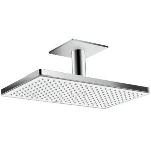 hansgrohe Rainmaker Select 460 Kopfbrause 24002400 weiß chrom, 1jet, Deckenanschluss 100 mm