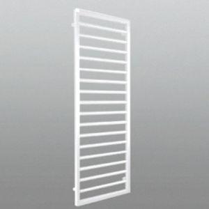 Zehnder Design- Radiateurs Subway ZS300345B100000 SUB-180-045, 1837/450 mm, blanc
