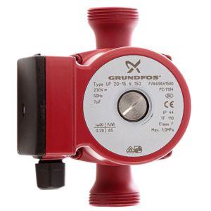 Grundfos Zirkulationspumpe Serie 100 59641500 UP 20-15 N, 230 V
