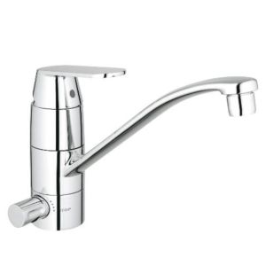 Grohe sink mixer Eurosmart 31161000 Cosmopolitan, Grohe connection valve, swivel.