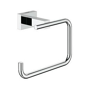 Grohe Essentials Cube paper holder 40507001 chrome