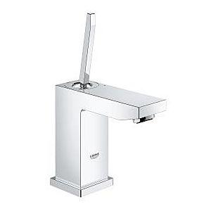 Grohe Eurocube Joy Waschtischarmatur 23656000 chrom, S-Size, ohne Ablaufgarnitur