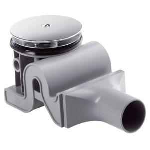 hansgrohe Raindrain 90 XXL 60067000 chromé, pour receveurs de douche avec Raindrain vidange 90 mm