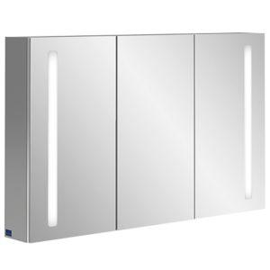 Villeroy & Boch My View 14 Spiegelschrank A4231200 120 x 75 x 17,3 cm, LED, 3 Türen
