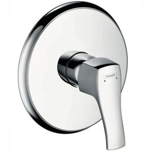 hansgrohe set Metris Classic single-lever shower mixer