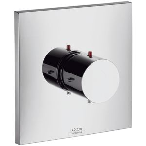 hansgrohe Axor Starck mirror X 10716000 flush-mounted, thermostat, chrome