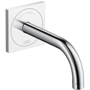 hansgrohe robinet Axor Uno² lavabo Axor Uno² 38119000 infrarouge, dissimulé, montage mural, chrome